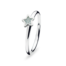 Spinning Jewelry - Star fingerring