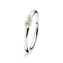 Spinning Jewelry - Memories ring