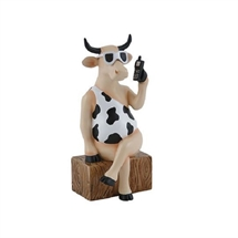 CowParade Call me now