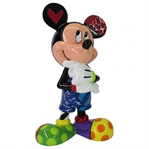 Disney by Britto - Mickey Mouse Thinking