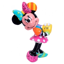 Disney by Britto - Minnie Mouse Blushing Mini