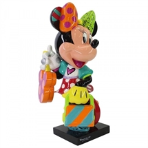 Disney by Britto - Minnie Mouse Fashionista