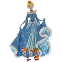 Disney Figurer Christmas Cinderella