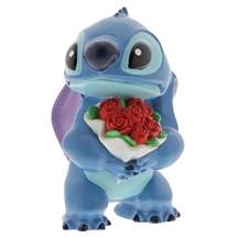 Disney Figurer Stitch Flowers