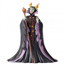 Jim Shore Disney Traditions - Candy Curse (Maleficent Halloween)