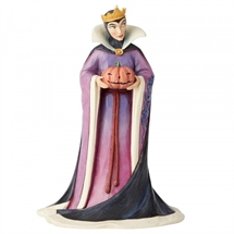 Jim Shore Disney Traditions - Poison Pumpkin (Evil Queen)