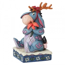 Jim Shore Disney Traditions - Winter Wonders (Eeyore Christmas)