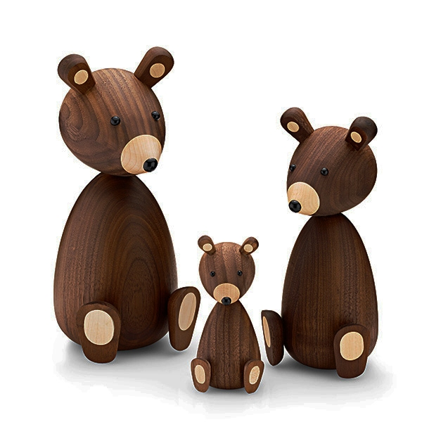 Lucie Kaas Bear family
