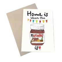 Mouse and Pen - Home Is Where the Nutella Is A6