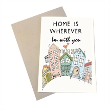 Mouse and Pen - Home Is Whereever I'm With You/Houses A6