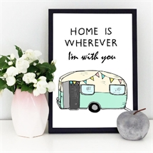 Mouse and Pen - Home Is Whereever I'm With You/Camping A4