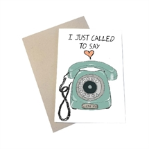 Mouse and Pen - I Just Called To Say I Love You A6