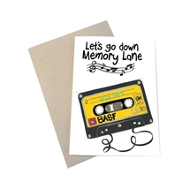 Mouse and Pen - Let's Go Down Memory Lane A6