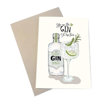 Mouse and Pen - You are my Gin A6
